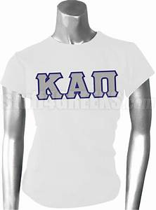 kappa alpha pi ladies greek letter screen printed t shirt With pi kappa alpha letter shirts