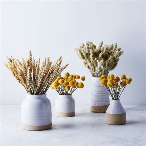 Flowers For Vase by Handmade Ceramic Vase Dried Floral Arrangement In 2019