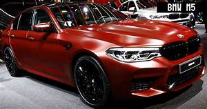 2018 Bmw M5  U0026 Its First Edition Debuts  Price  Release