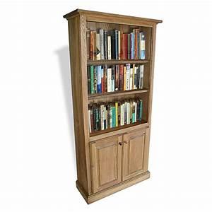 A101, Bookcase, W, Flat, Top