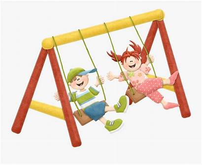 Swing Clip Swings Park Clipart Clipartkey