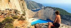 La Baie Du Naufrage Zante Les Les Ioniennes Grce