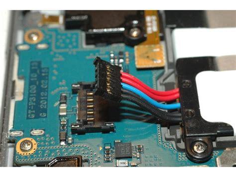 repairing samsung galaxy tab 2 7 0 3g sim socket ifixit repair guide