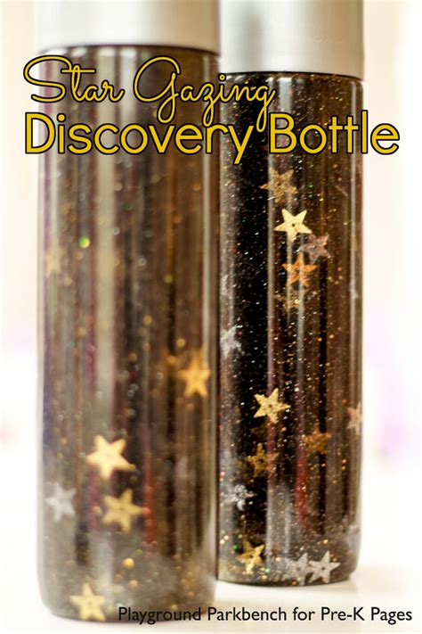 gazing discovery bottles pre k pages 261 | Star Gazing Discovery Bottle Pin