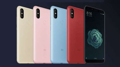 xiaomi mi a2 6gb 128gb variant goes on 1st sale in india