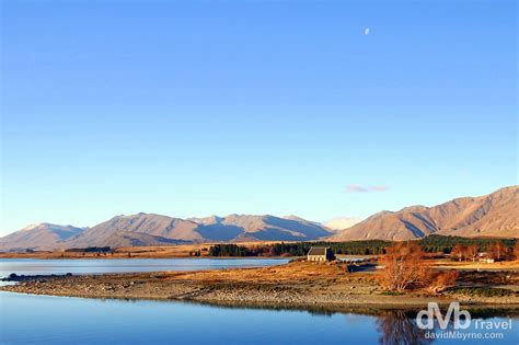 Lake Tekapo South Island New Zealand Worldwide