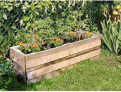3 Free Container Garden Plans Using Reclaimed Pallets  Fun Times Guide To Li