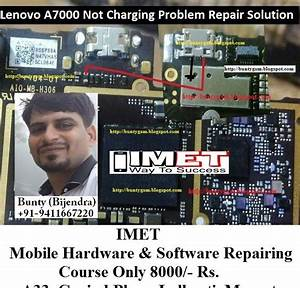 Lenovo A7000 Not Charging Problem Solution Jumper Ways