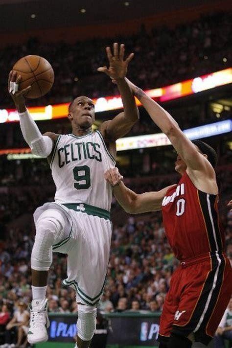 Rajon Rondo, Celtics beat Heat, 97-81, in Game 3 - nj.com