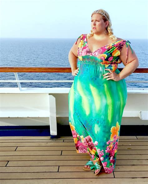 Glitter + Lazers | The Perfect Plus Size Cruise Look for Under $50