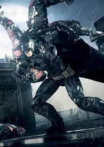 8 New Batman Arkham Knight HD Photos: Oracle, Gordon ...