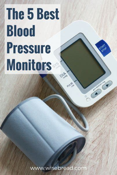 The 5 Best Blood Pressure Monitors