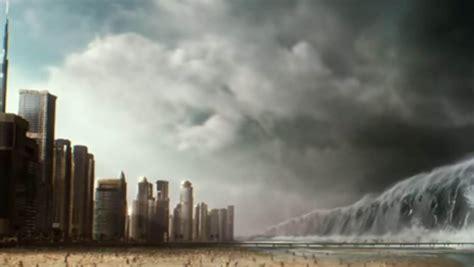 dubai  destroyed   giant tidal