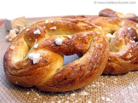 de recette de cuisine bretzels recette de cuisine avec photos meilleurduchef com