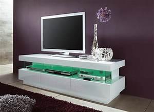 Meuble De Télé Conforama : meuble tv le choix d une solution modulable ~ Teatrodelosmanantiales.com Idées de Décoration