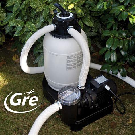 gre filtre 224 3 m3 h pour piscine hors sol filtre