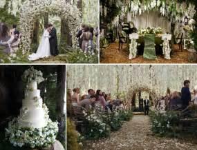 themed wedding twilight wedding theme fantastical wedding stylings