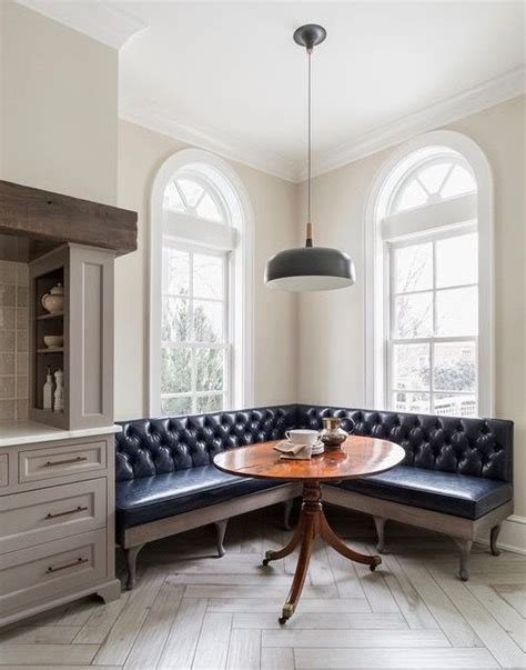 ideas  dining room banquette  pinterest