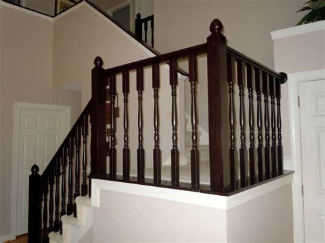 remodelaholic diy stair banister makeover  gel stain