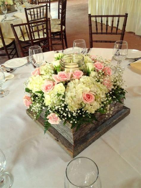 centros mesa bodas bases madera  decoracion de