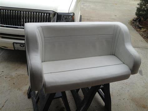 launcher rocket helm bench seat posts