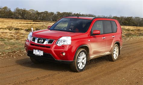 nissan trail 2013 nissan x trail review caradvice