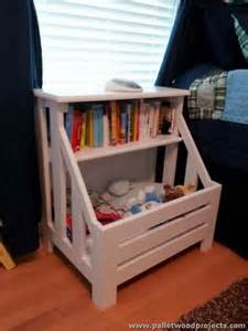 DIY Bookshelf and Toy Box