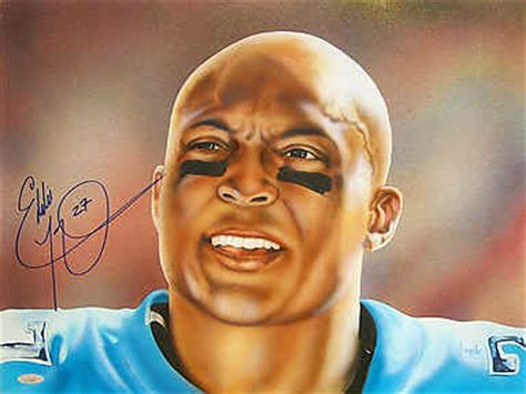 eddie george nfl tennessee titans football posters pictures
