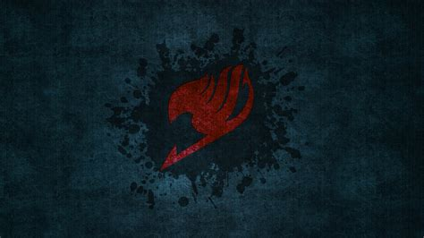 fairy tail logo wallpapers  imac