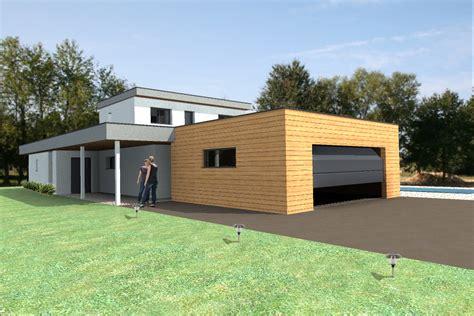 maison ossature bois type 07 abt construction bois