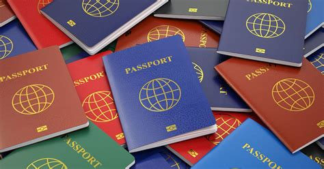 World's Most Powerful Passport Revealed As Countries