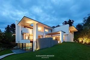modern, villa, design, , incredible, su, house, by, alexander, brenner