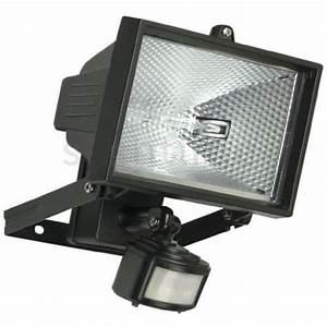 500w sensor light security watt floodlight outdoor halogen With outdoor security lighting with alarm