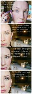 Everyday Makeup for Mature Hooded Eyes  Fresh Air and