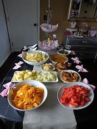 Food For 1 Year Old Birthday Party Ideas
