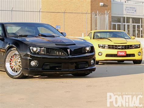High Performance Pontiac