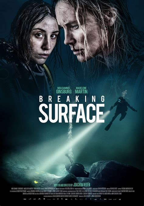 Breaking Surface - Film 2020 - Scary-Movies.de