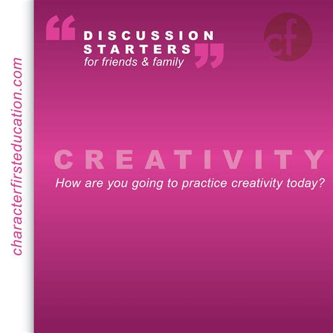 creativity atcharactersummer leadership development