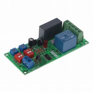 Cycle Delay Timing Timer Relay Switch Turn On  Off Module