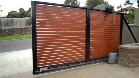 Sliding Fence Gate Diy