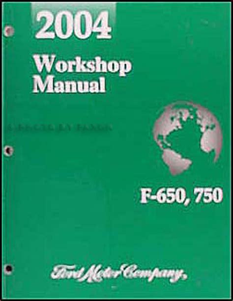 ford   medium truck wiring diagram manual