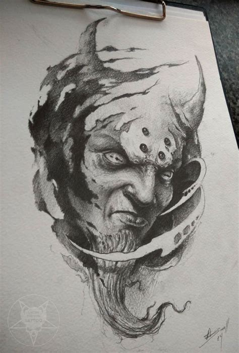 Best Demon Drawings Ideas And Images On Bing Find What You Ll Love