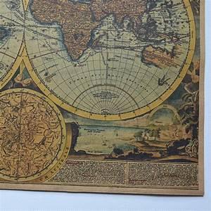 Alte Weltkarte Poster : alte weltkarte kaufen ich myxlshop ~ Markanthonyermac.com Haus und Dekorationen