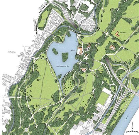Englischer Garten Plan by Englischer Garten Wiedervereinigung Zum Greifen Nah