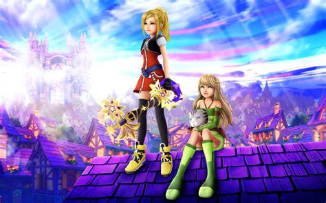 Kingdom Hearts Unchained X by SorasPrincesss on DeviantArt