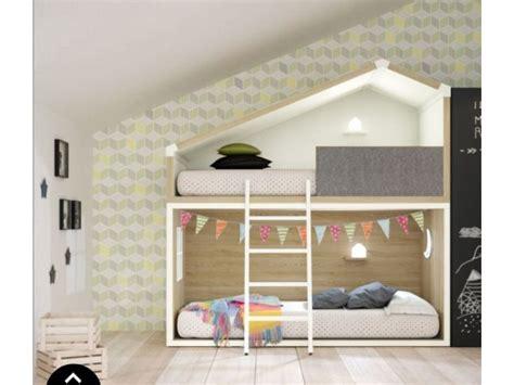 17 meilleures id 233 es 224 propos de lit superpos 233 cabane sur lit superpos 233 lits