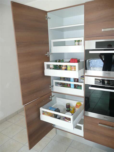 rangement cuisine armoire rangement coulissante cuisine armoire idées de