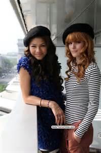 Shake It Up Zendaya and Bella