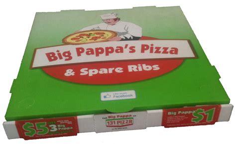 personalized pizza boxed wholesale pizza boxes  brisbane