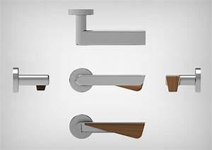Poignée De Porte En Bois : poign e design avec cale porte en bois ~ Melissatoandfro.com Idées de Décoration